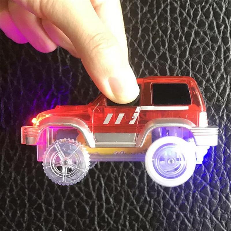 GonLeIIn-Stock-New-Tracks-Cars-LED-Light-Electronics-Car-Tracks-Toy-Parts-Car-for-Children-Boys-Birthday-Christmas-Gift-3