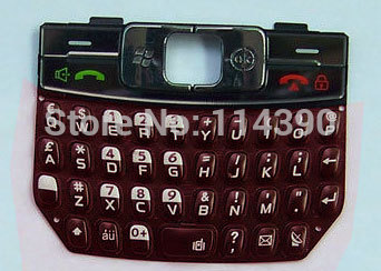 New RED white keypad keyboard BUTTON FIT for SGH Samsung