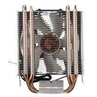 3Pin 4 Heatpipe Radiator Quiet CPU Cooler Heatsink For Intel LGA1150 1151 1155 775 1156 AMD