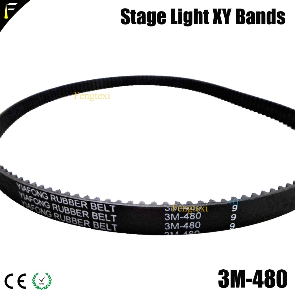 Image 3 - XY Bands Moving Head Beam Light XY Axis Arm Belt Bands Moving Head Synchronous Belt 3M 144 291 375 378 477 480 483-in Stage Lighting Effect from Lights & Lighting