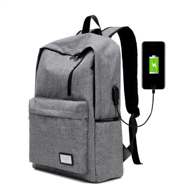 Aliexpress.com : Buy Usb laptop Backpack women Canvas Large ...