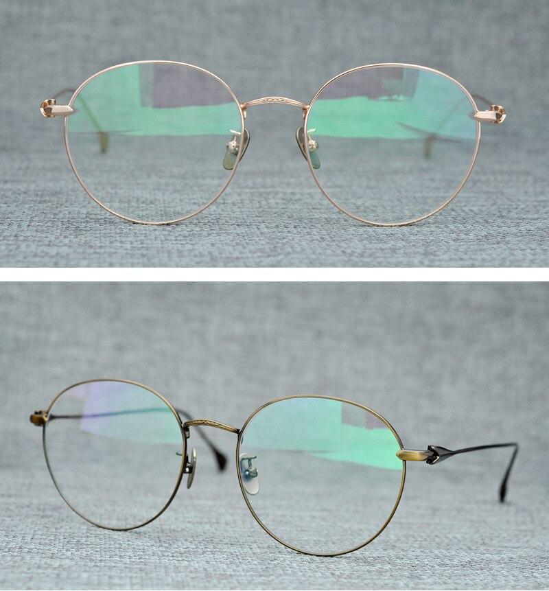 Cubojue hommes lunettes cadre titane lunettes homme Prescription lunettes marque mince jante Ultra-léger fait à la main Designer