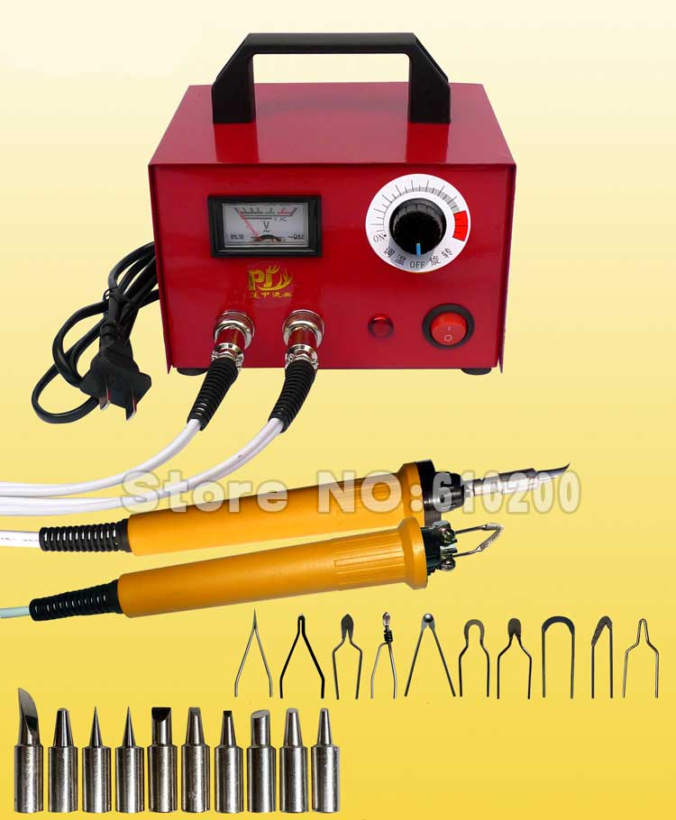 Multifunction Professional Electrocautery Pen Pyrography Machine Pyrograph Pen 100W 220V For Gourd,Plank,Leather,bark