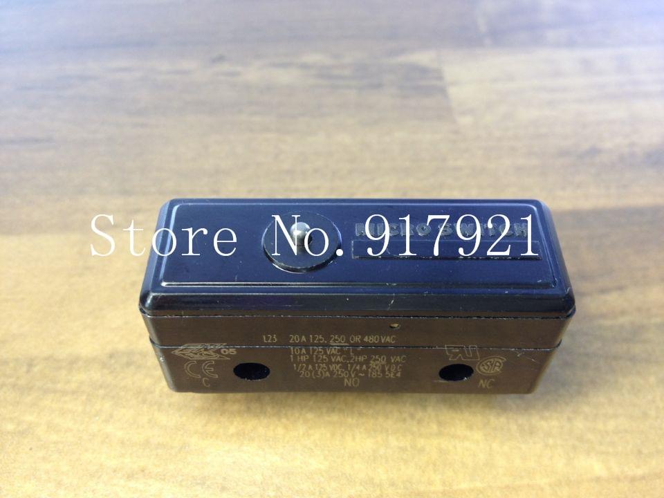 [ZOB] The United States MICRO SWITCH Honeywell BA-2R708-P7 import stroke micro switch 20A250V  --5pcs/lot клапан honeywell d06f 1 2 a