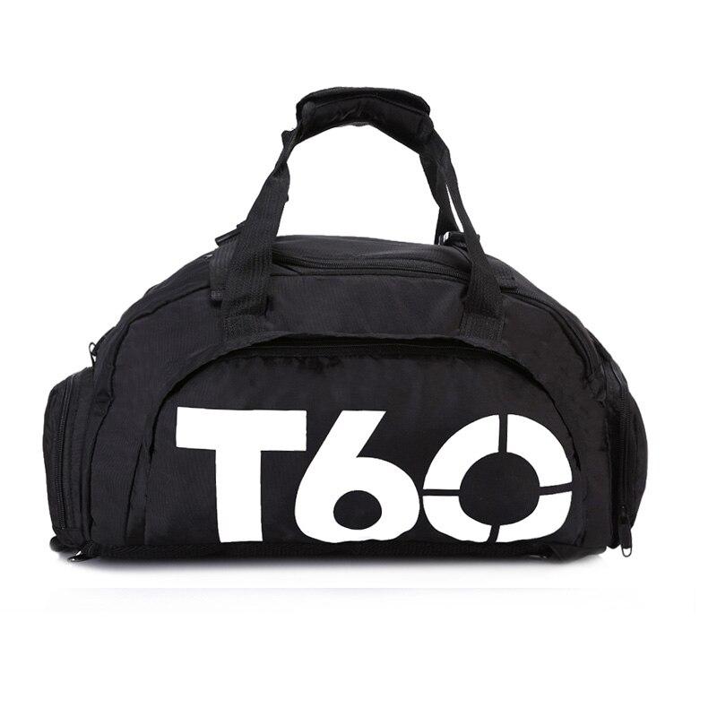 2016 New Brand Women Gym Bags T60 Waterproof Outdoor Men Luggage Travel Bag Backpack