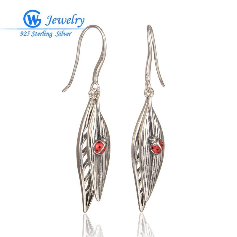 Gw Fashion Jewelry Earrings Animales 925 Silver Earring For Women ER1050H20