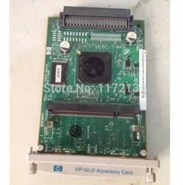 100% test 90%new original GL/2 Card Formatter Card FOR HP DesignJet HP510 CH336-80001 CH336-67001  CH336-60001 new original formatter main logic board for hp designjet z3100 z3100ps q5670 67001 q6660 61006 q5670 60011 q5669 60175 67010