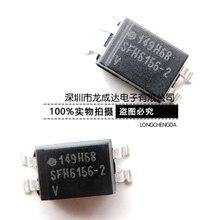 스팟 오리지널 정품 SFH6156 2T SFH6156 2V sfh6156 smd 옵토 커플러 sop 4