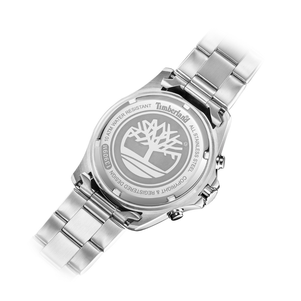 Timberland Mens Watches  Chronograph Casual Quartz Complete Calendar Water Resistant Mens Watches T13909 3