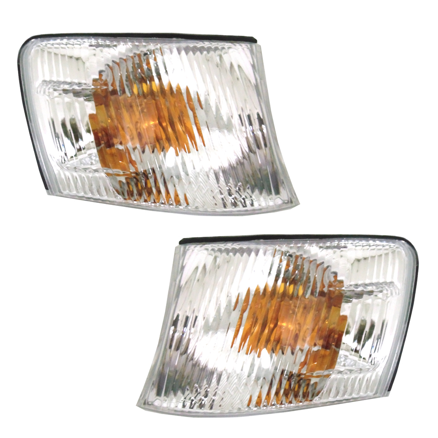 Front Turn Signals Lens Smoke 1997 1998 1999 2000 2001 BMW K1200RS K 1200 RS