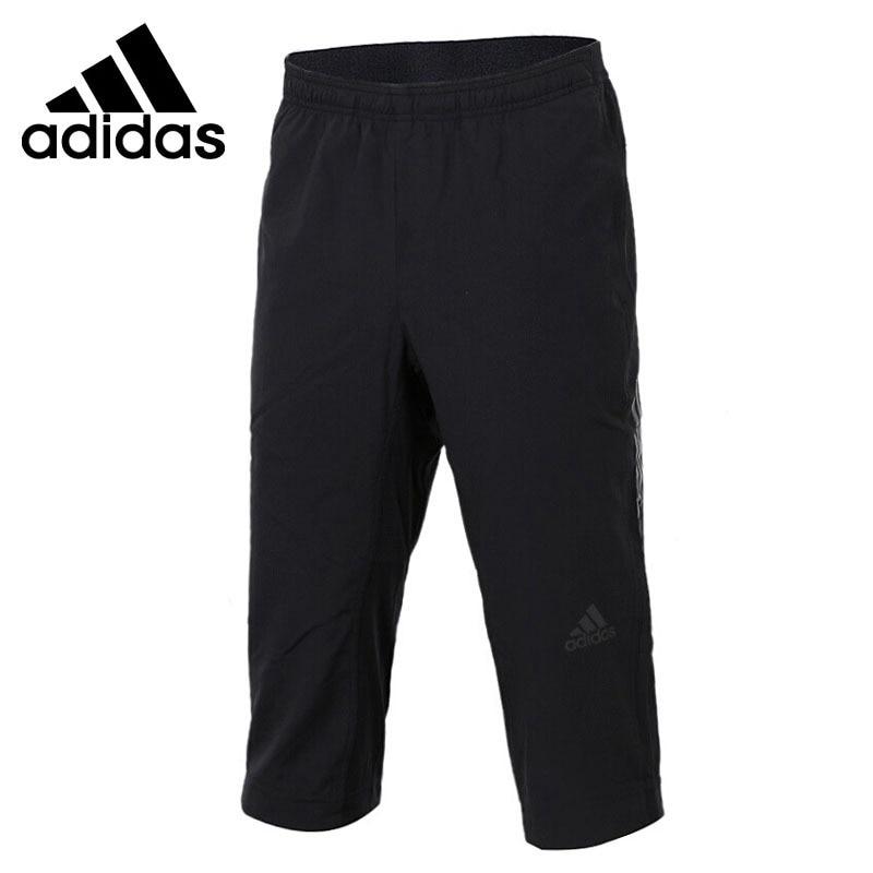 Sinnvoll Original Neue Ankunft 2018 Adidas 3/4 Workout Männer Shorts Sportswear Seien Sie Freundlich Im Gebrauch Laufshorts Lauf