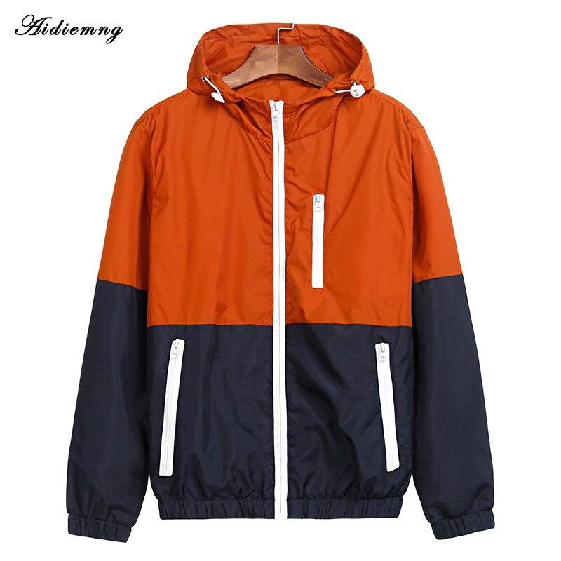 Jackets Women 2019 Summer New Fashion Jacket Womens Hooded basic Jacket Casual Thin Windbreaker female jacket Outwear Women Coat
