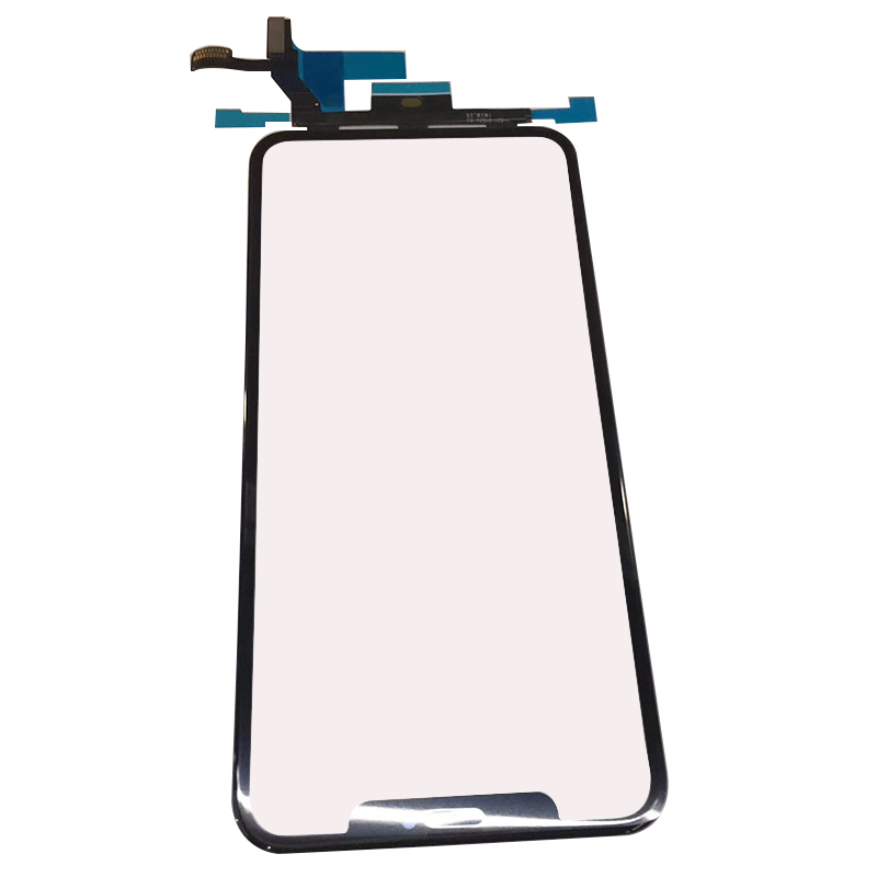 "LCD Display Touch Screen Panel Front Glass Digitizer with Flex Cable For iPhone XS MAX 6.5"" Mobile Phone Replacement Parts"