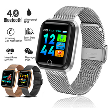 LIGE 2019 New smart sport watch Women Smart Watch Men Heart Rate Blood Pressure Monitor Fitness Tracker Pedometer bracelet