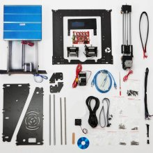 цена на 3D Printer Latest Upgraded Full Quality LCD High Precision Reprap Prusa i3 DIY 3d Printer