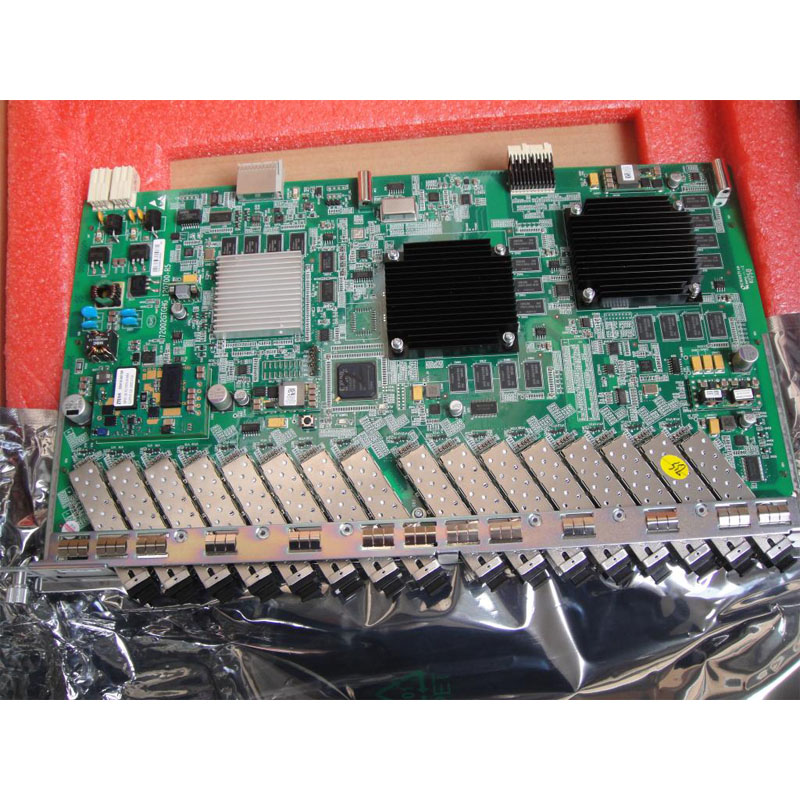 Original ZTE GTGO 16 Gpon ports SFP business board C+ SFP PON Module,16port GPON  GTGO,ZTE C320 C300 OTL