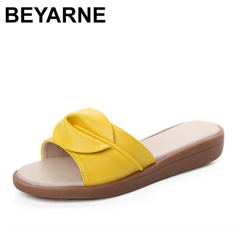 BEYARNE  Womens Sandals Slippers Flip Flops Fashion Platform Sandals Leather Wedeges Slippers Heels Beach Slippers Slides ShoesBEYARNE  Womens Sandals Slippers Flip Flops Fashion Platform Sandals Leather Wedeges Slippers Heels Beach Slippers Slides Shoes