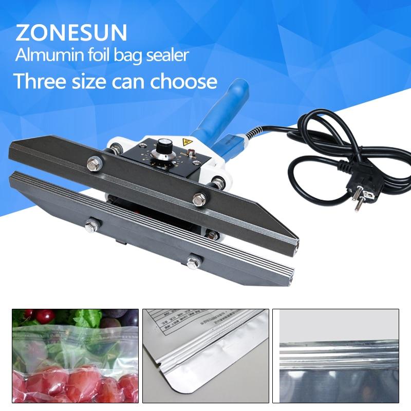 Manual impulse sealing machine, Almumin foil bag sealer, handy packaging equipment,width 200mm-2.7kg,electric packaging tool все цены