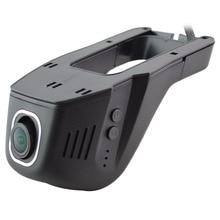 DVR del coche Dvr Registrator Videocámara Dash Cámara Grabadora de Vídeo Digital Cam 1080 P Versión de La Noche Novatek 96658 IMX 322 Amplia A1 WiFi