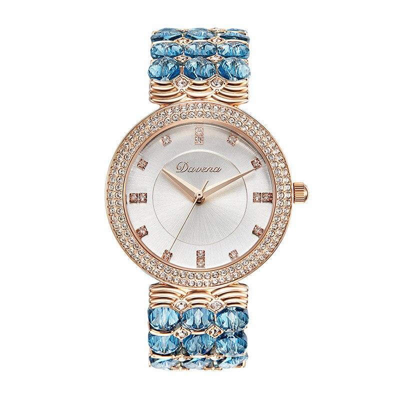 Luxury Diamond Bracelet Ladies Watches 2018 Rose Gold Quartz Watches Woman Waterproof Watch Brand Female Clock Relogio Feminino