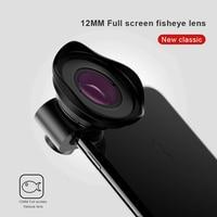 16mm 4K HD Phone Lens 15 X Macro Fisheye Full Screen Portrait Picture Hight Quality Camera Super Universal SLR Lenses For iPhone