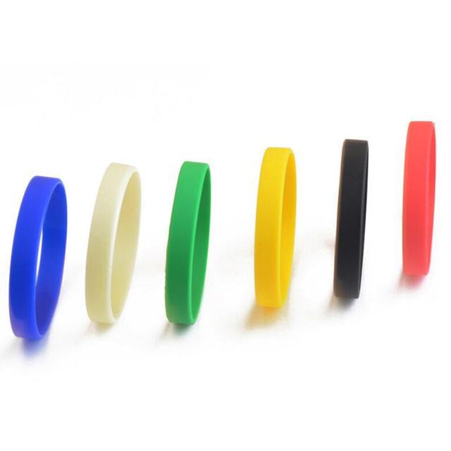 Sports Silicone Elastic Wristband