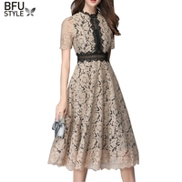 2017 Fashion Women Dresses Autumn Casual Elegant Dresses Fall Party Elegant Vestidos