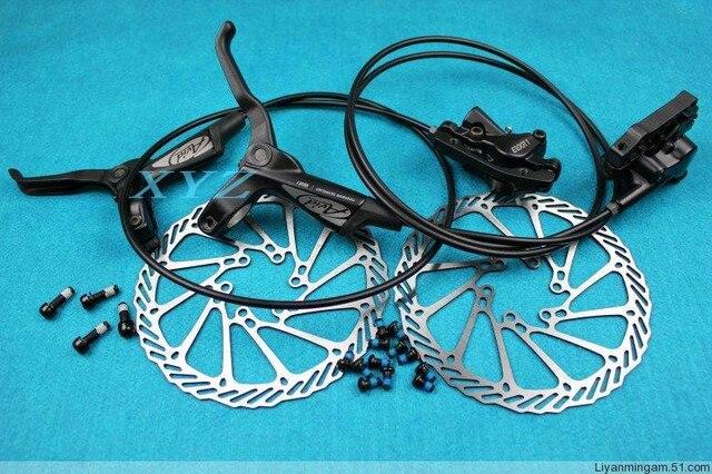 A v i d эликсир 1 E1 велосипед гидравлический дисковый тормоз комплект езда на велосипеде тормоз велосипед тормозная система с 2 шт. тг1 роторовмы