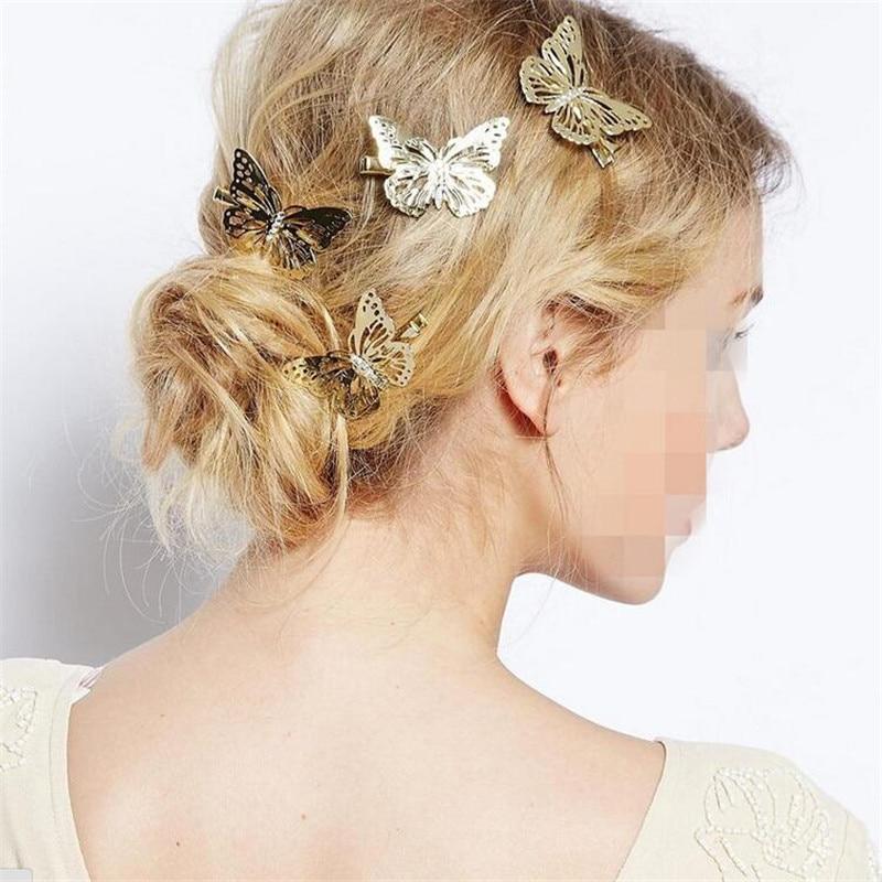 JW/_ 1Pc Fancy Baby Girls Mini Bow Handmade Hair Clip Hairpin Barrette  Dynamic
