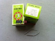 LW*6T,75/11,100Pcs/Lot Sewing Needles For Industrial Edge Sewing Machines,Flying Tiger Brand,Very Competitve Price,For Retail