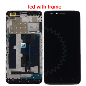"""Image 3 - 1920*1080 For 6.0"""" ZTE Blade X Max Z983 Touch Screen Digitizer Glass LCD Display Assembly With Frame Panel Replacement+tools"""