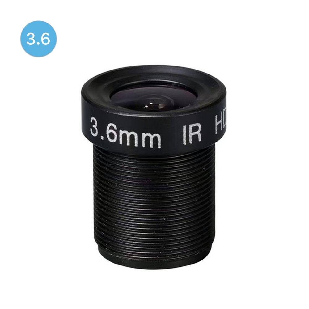 Cctv-Lens 90-Degree Security HD For 720P 1080P F1.8 1/2.7--Image-Format