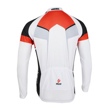 Men's Long Sleeved Cycling Jersey
