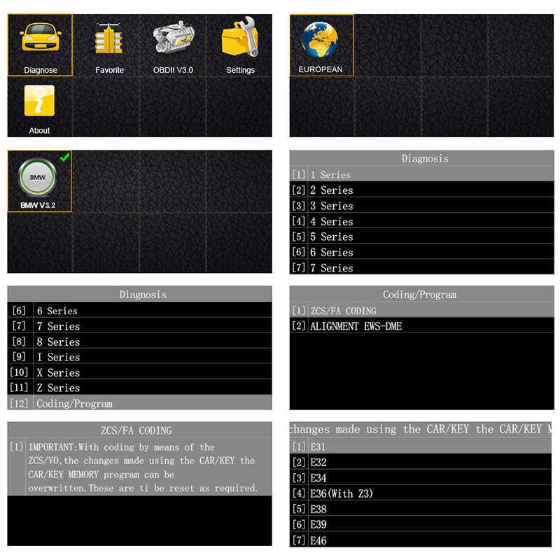Detail Feedback Questions about Autek IFIX702B OBD2 OBDII Automotive