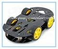 16-em-1 Kit Chassis Do Carro Inteligente para Arduino (Funciona com Oficiais Arduino Placas)
