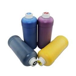 1000ml druku atrament pigmentowy zestaw do napełniania do projektora Epson TM-C3500 TM-C3510 TM-C3520 do projektora Epson C3500 C3510 C3520 drukarki etykiet