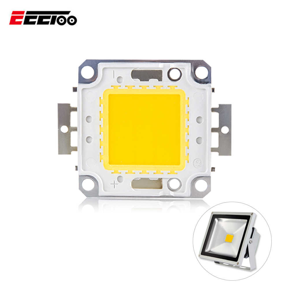 LED Light Matrix 3W 10W 20W 30W 50W 100W Integrated Led Lamp For Floodlight Spotlight Bulb Flashlight Projector Outdoor Lighting