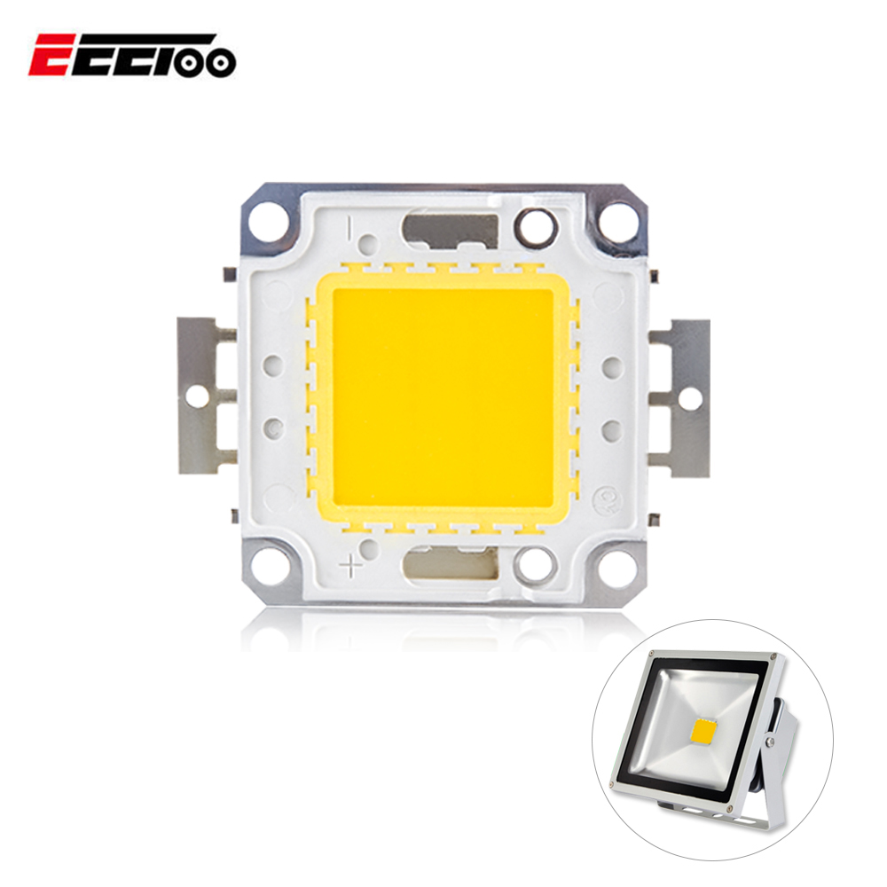 где купить LED Light Matrix 3W 10W 20W 30W 50W 100W Integrated Led Lamp For Floodlight Spotlight Bulb Flashlight Projector Outdoor Lighting дешево