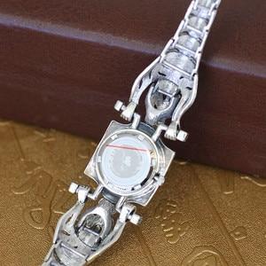 Image 4 - בציר תאילנדי כסף קלאסי S925 סטרלינג תכשיטי כסף תאילנדי כסף נמר גבירותיי שעון יצרנים ישיר אספקת צמיד