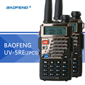 2PCS Baofeng UV-5RE Walkie Talkie UV-5R Upgraded Version UHF VHF Dual Watch UV 6R CB Radio VOX FM Transceiver for Hunting Radio