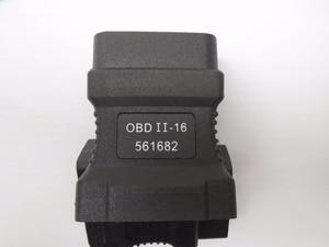 Image 4 - 100% For Autoboss v30 16 pins OBD II Adapter Car Diagnostic Obd2 Connecter OBD II Adaptor Connector 16pin connector DK80 2600+