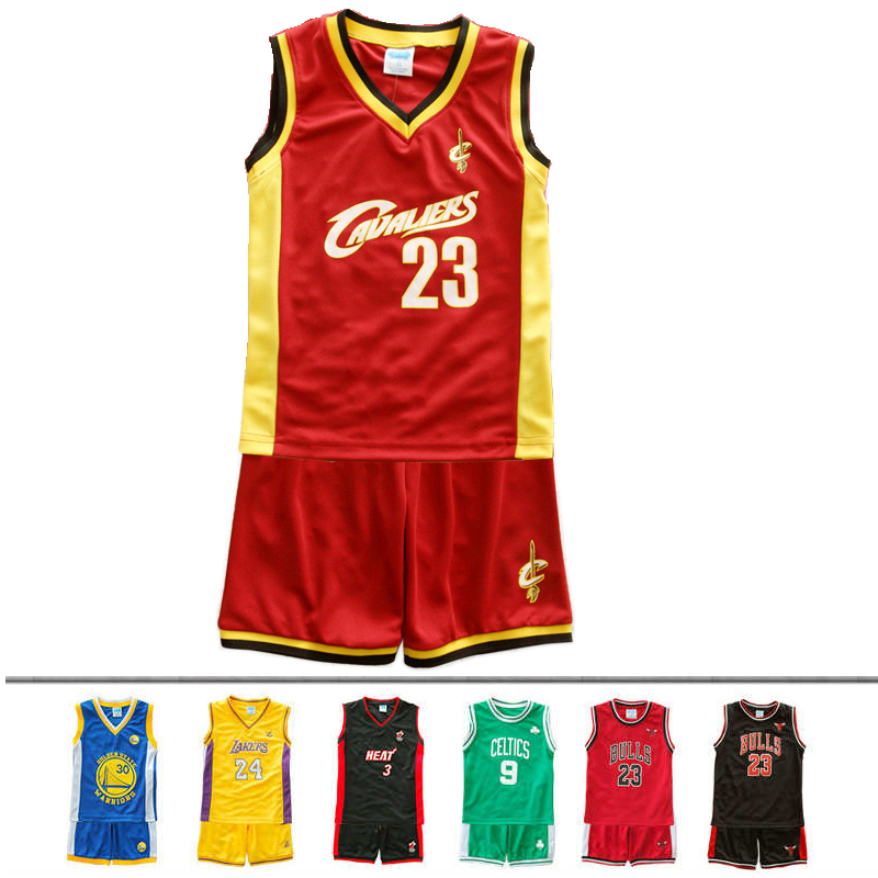 f2f78897a9a children s basketball sports suits summer boys girls shirt elementary training  suit breathable thin of paragraph 3 8years-in Clothing Sets from Mother    ...