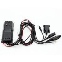 5 in1 Programming Cable Line Multifunction Multi interface for Motorola GP300 GP328 Plus GP88S GM300 ham Walkie Talkie Gadgets