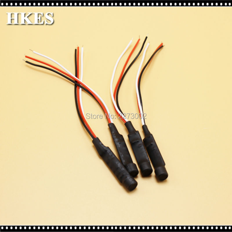 20pcs Wide Range Microphone for CCTV Security Camera