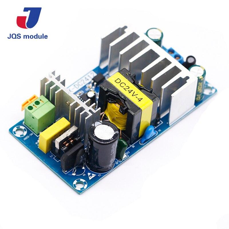 AC 100-240 V a DC 24 V 4A 6A switching power supply module AC-DC
