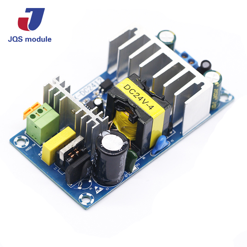 цена на AC 100-240V to DC 24V 4A 6A switching power supply module AC-DC