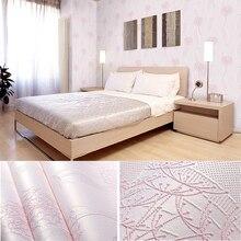 купить New Modern Romantic Field Dandelion 3D Non-woven Wallpaper Garden TV Background Wall Living Room Bedroom Wedding Room Wallpaper дешево
