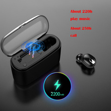 tws wireless bluetooth earphone true earbuds in ear Earphone Mini Sports Bluetooth earphones with Built-in Mic Earbuds