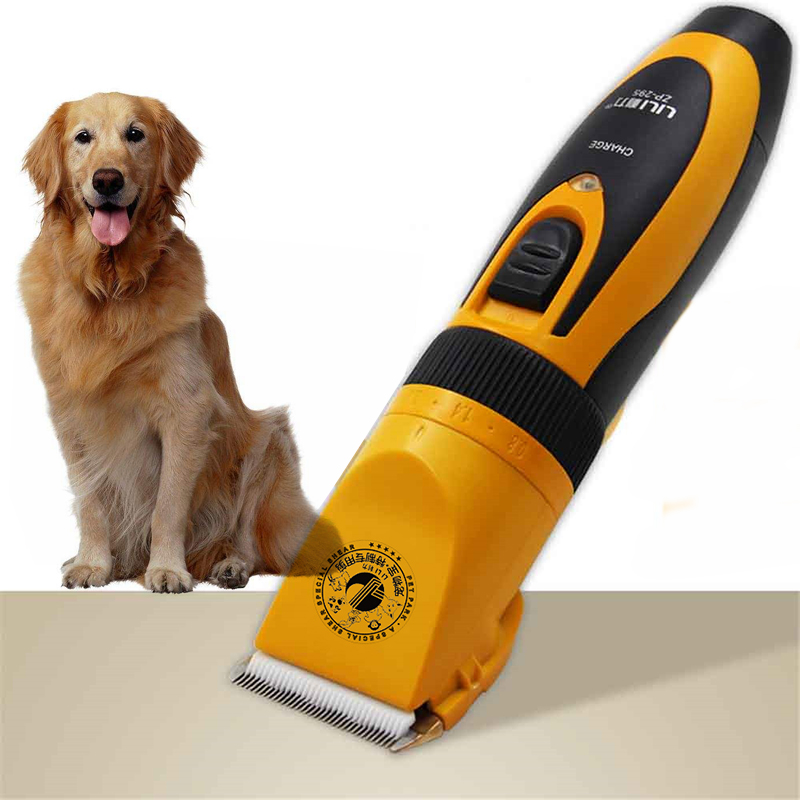 110-240V Pet Grooming Kit High Power Electric Pet Hair Clipper Rabbit Cat Dog Hair Trimmer Rechargeable Pet Clipper