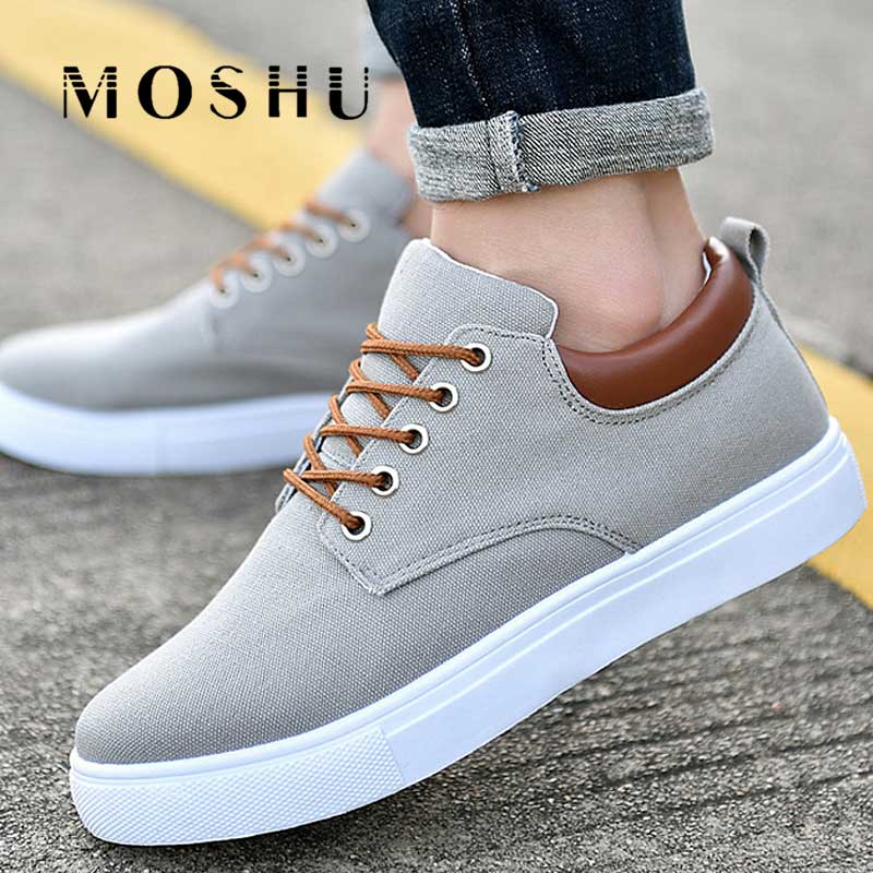 Fashion Sneakers Men Breathable Vulcanize Shoes Plus Size Autumn Shoes White Sneakers Men Trainers Tenis Zapatilla Hombre